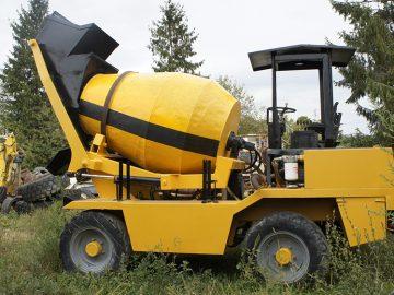 Auto betonieră Fiorri