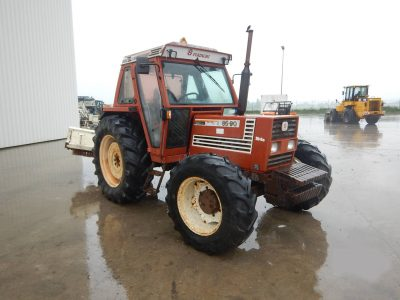 Tractor Fiat Agri DT 85.90