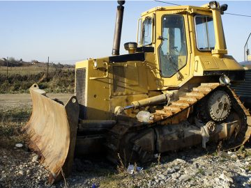 Buldozer Caterpillar CAT D5H