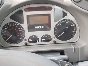 Autobetonieră Iveco Trakker 380 CP, 9 mc, 8×4