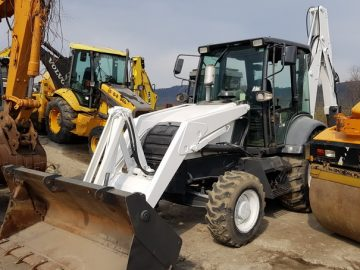 Buldoexcavator Terex 820 an 2009