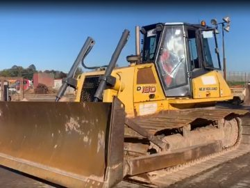 Buldozer New Holland D180 an 2009