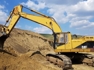 Excavator pe șenile Caterpillar CAT 350 an 2002, 52 tone
