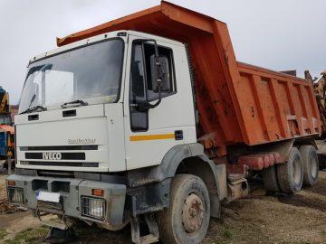 Iveco Trakker 5X4 370, an 2000