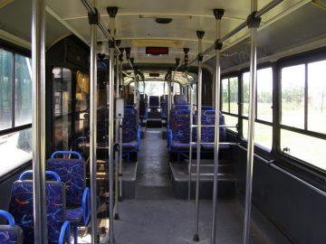 Renault Tracer PR 118, Autobus
