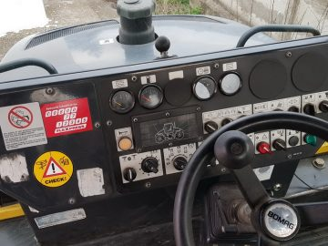 Cilindru compactor Bomag BW 174 AD, 2007