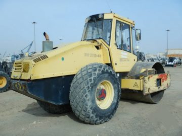 Cilindru compactor Bomag BW 211 D -40, an 2007