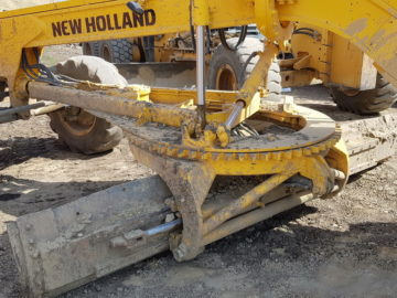 Greder New Holland RG 200, an 2009