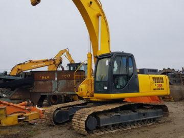 Excavator pe șenile New Holland E 385