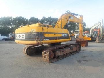 Excavator pe șenile JCB JS 360 an 2012