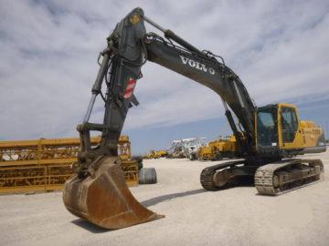 Excavator pe șenile Volvo EC 360