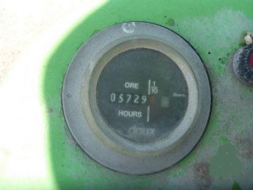 Autobetonieră Merlo DB 2000
