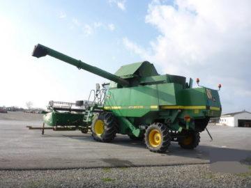 Combină agricolă John Deere CTS