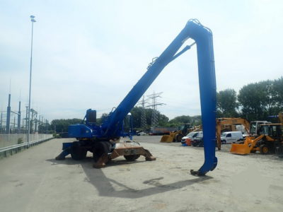 Excavator Atlas 18.04 braț 20 m