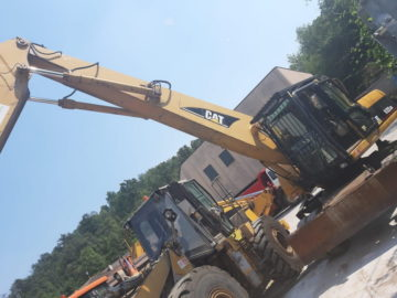 Excavator Caterpillar CAT M32C an 2007