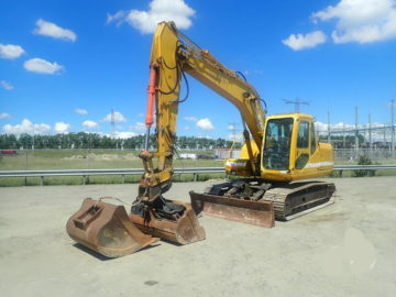 Excavator pe șenile Daewoo EX 130