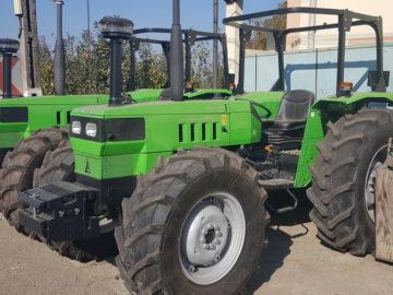 Tractor Deutz-Fahr Agrofarm 95C an 2018, NOU! 4X4