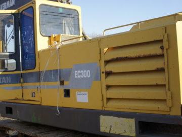 Excavator pe șenile Volvo EC 300 Ackermann