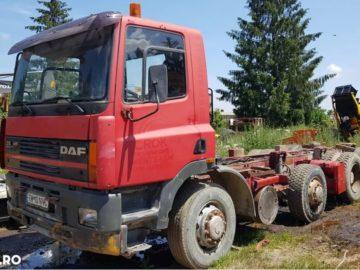DAF 85 ATI 8X6 șasiu 8X4