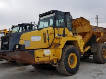 Dumper Komatsu HM 300