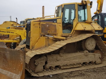 Buldozer Caterpillar CAT D6N an 2007