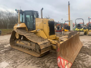 Buldozer Caterpillar CAT D6N LGP an 2010