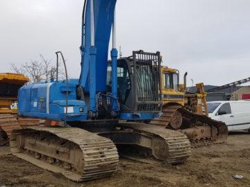 Excavator pe șenile Hitachi Zaxis 350 LC-3 an 2010