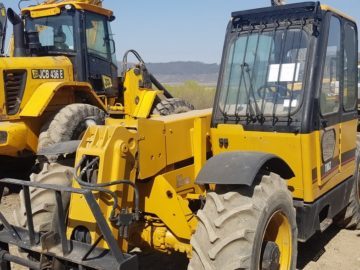 Încărcător telescopic Caterpillar CAT TH 62