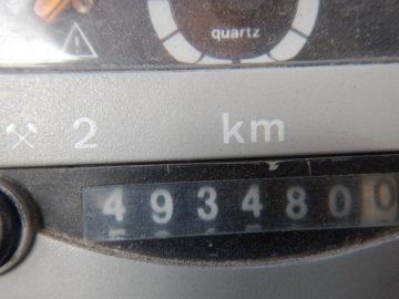 Autobetonieră MAN FE 360 A