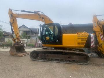 Excavator pe șenile JCB JS 220 an 2012