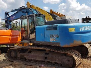 Excavator pe șenile Hitachi Zaxis 280 NLC
