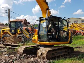 Excavator pe șenile JCB JS 130 an 2013