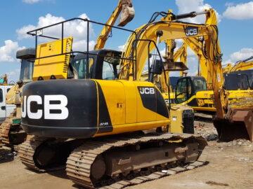 Excavator pe șenile JCB JS 145 an 2013