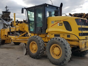 Greder New Holland RG 200 B, an 2010