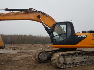 Excavator pe șenile JCB JS 330 an 2010