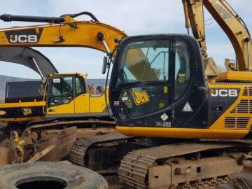 Excavator pe șenile JCB JS 130 an 2014