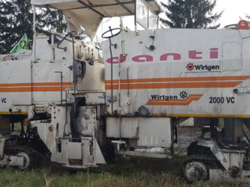 Freză de asflat Wirtgen 2000 VC