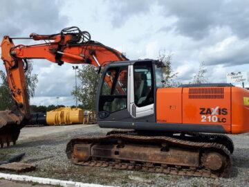 Excavator Hitachi Zaxis 210 LC an 2009