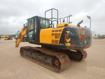 Excavator pe șenile JCB JS 210 an 2017