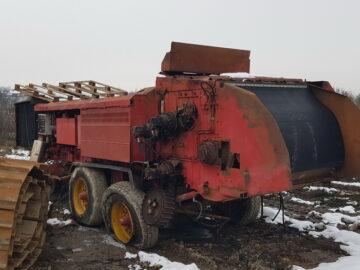 Tocător de lemn sau de deșeuri lemnoase TIM SD 1000