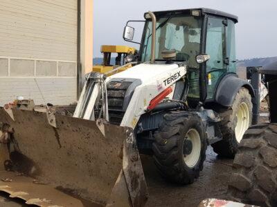 Buldoexcavator Terex TLB 860 Elite
