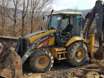Buldoexcavator Volvo BL71