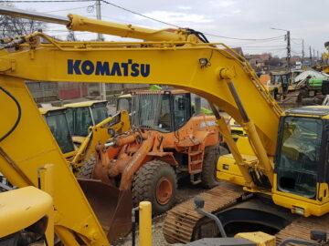 Excavator pe șenile Komatsu PC 340 NLC