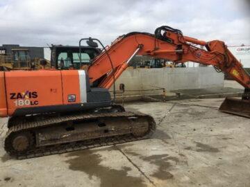 Excavator pe șenile Hitachi Zaxis 180 LC