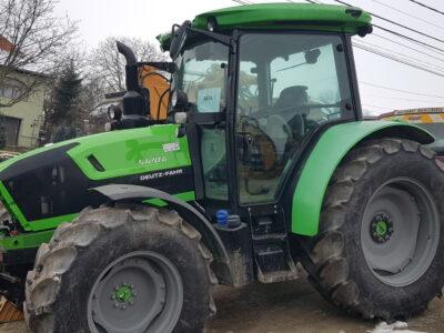 Tractor Deutz-Fahr 5120 G an 2018, NOU! 4X4