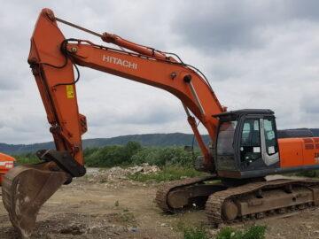 Excavator pe șenile Hitachi ZX 350 LC 2013