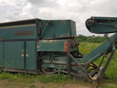Tocător industrial de deșeuri menajere Terminator