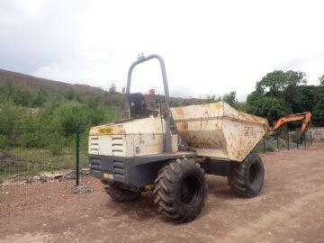 Dumper Benford PT 900 an 2010, 4X4