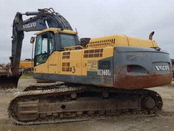 Excavator pe șenile Volvo EC 360 C